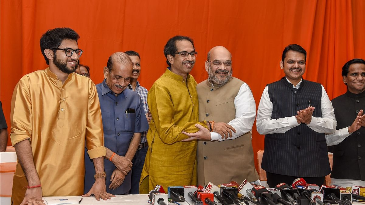 BJP's 4th List for Maha Out Amid Seat Sharing Suspense With Sena