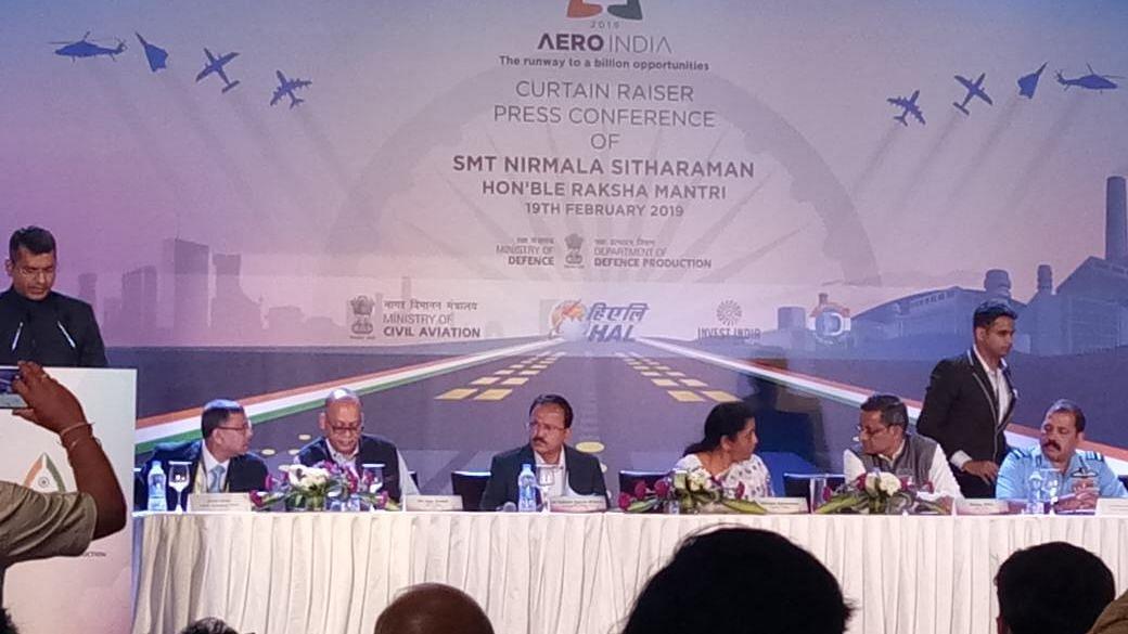 After Crash, Surya Kirans to Not Be Part of Display at Aero India