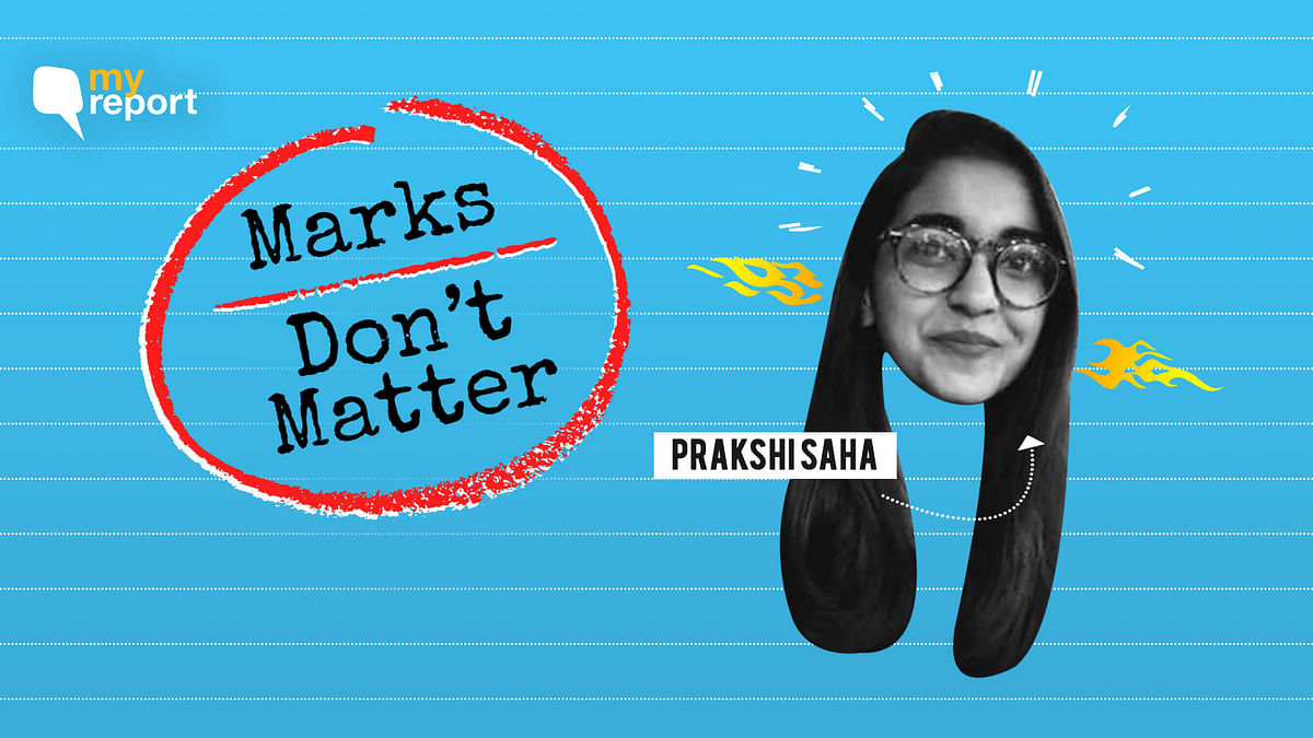Marks Important, But Not Everything: One Board Student to Another
