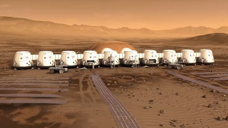Mars One, Firm That Promised To Take Humans to Mars, Goes Bankrupt