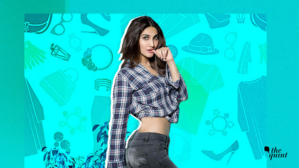 I Think I Look Good in Whatever I Wear: Vaani Kapoor on Her Style