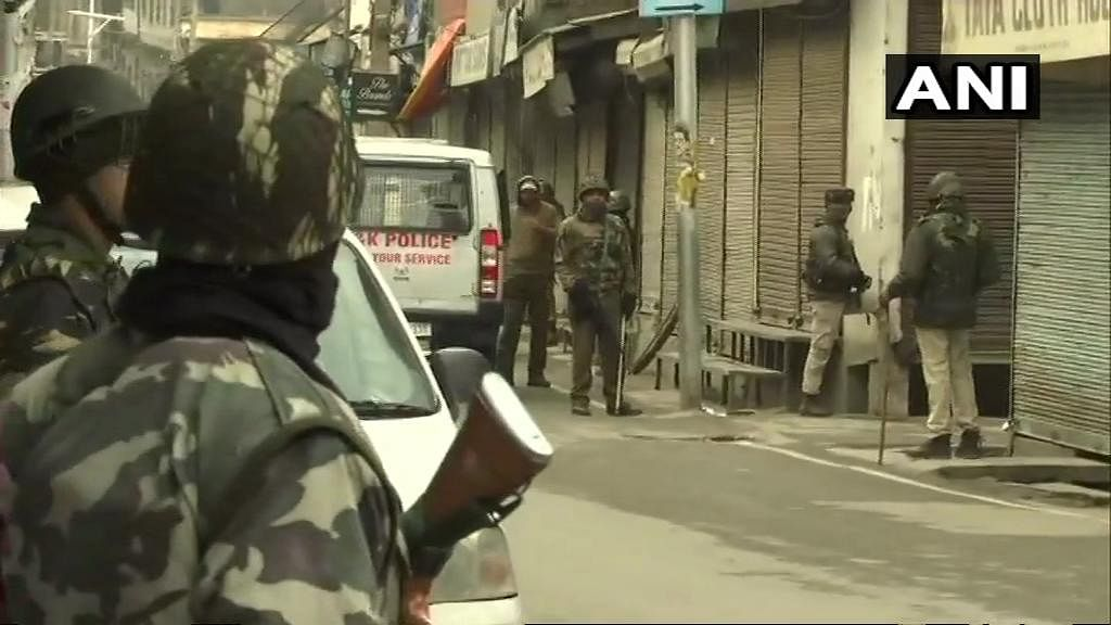 NIA Conducts Raids on Separatist Yasin Malik and Others in J&K