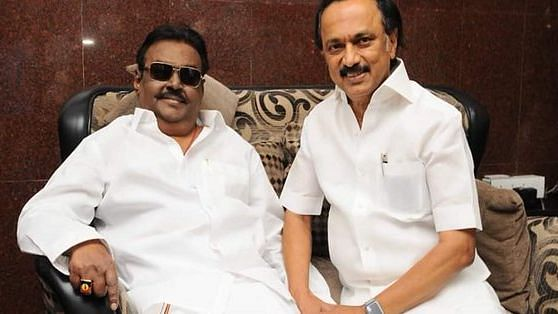 Rajini, Stalin Meet DMDK Chief Vijayakanth, Set off Political Buzz