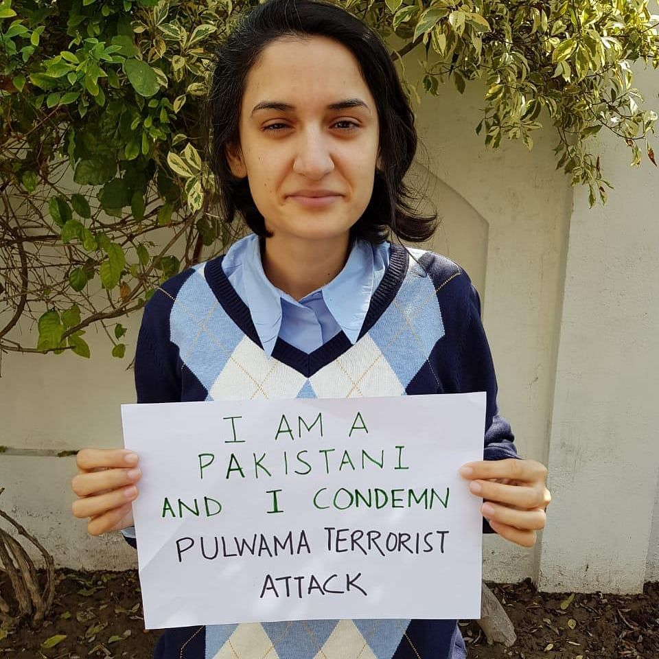 WATCH: Pak Women Condemn Pulwama Attack With #AntiHateChallenge