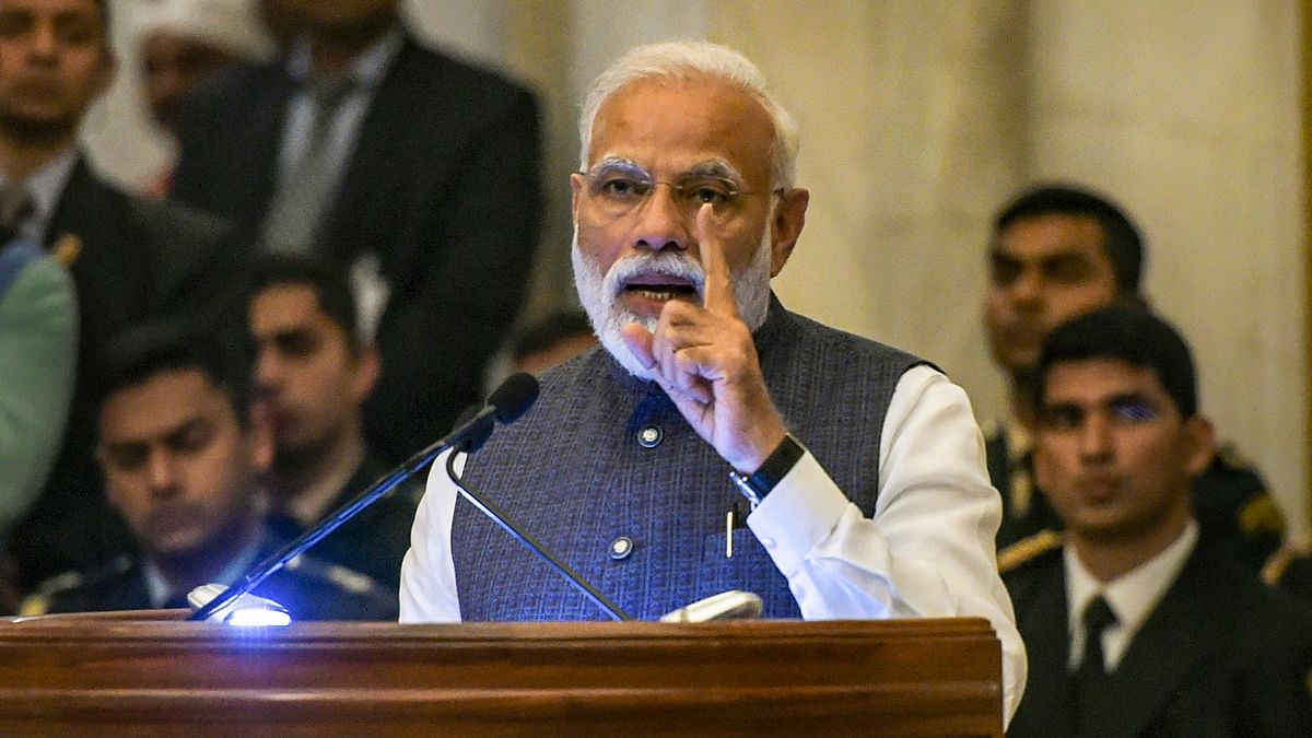 I Assure Countrymen, India Is in Safe Hands: PM Modi