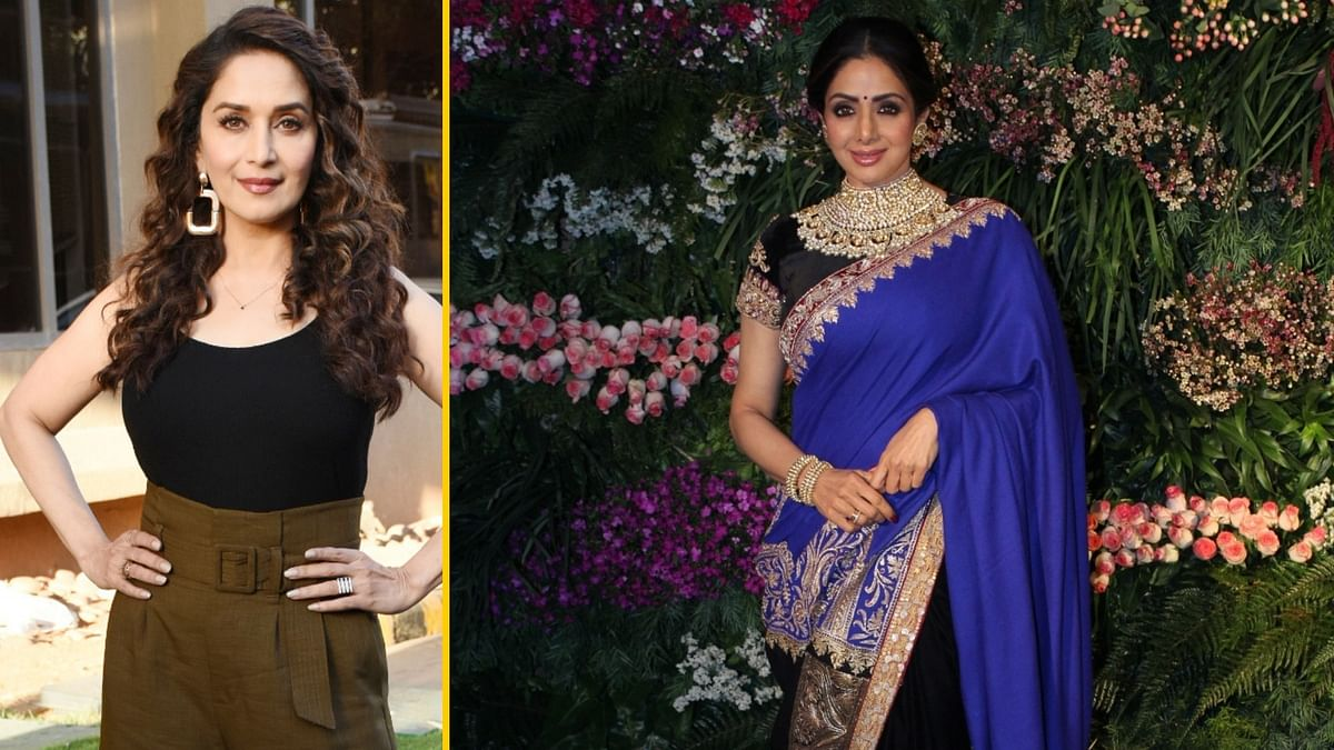 Madhuri Dixit's role in <i>Total Dhamaal</i> was originally offered to Sridevi.