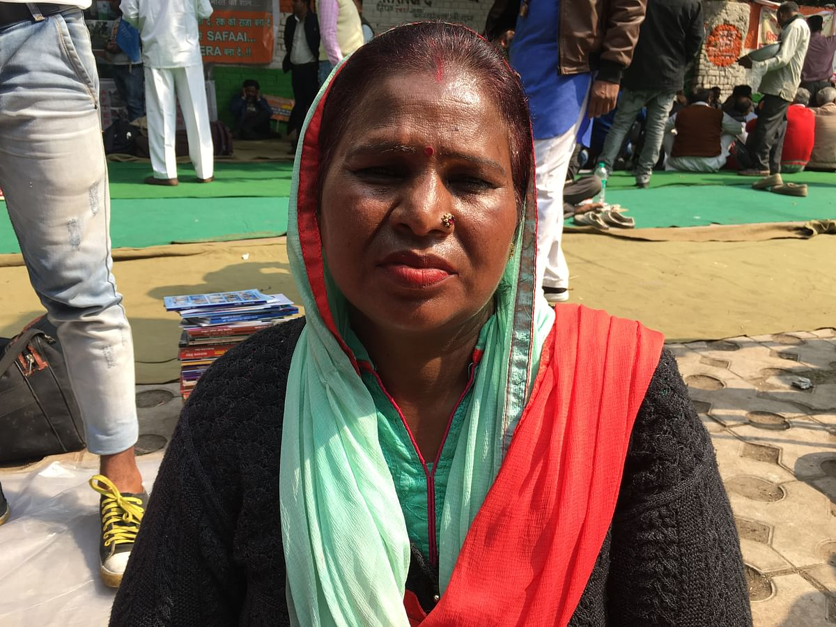 Beena lost her two brothers in 1990 while they were trying to clean a manhole in Delhi's Rohini. The family hasn't received a penny as compensation till date.