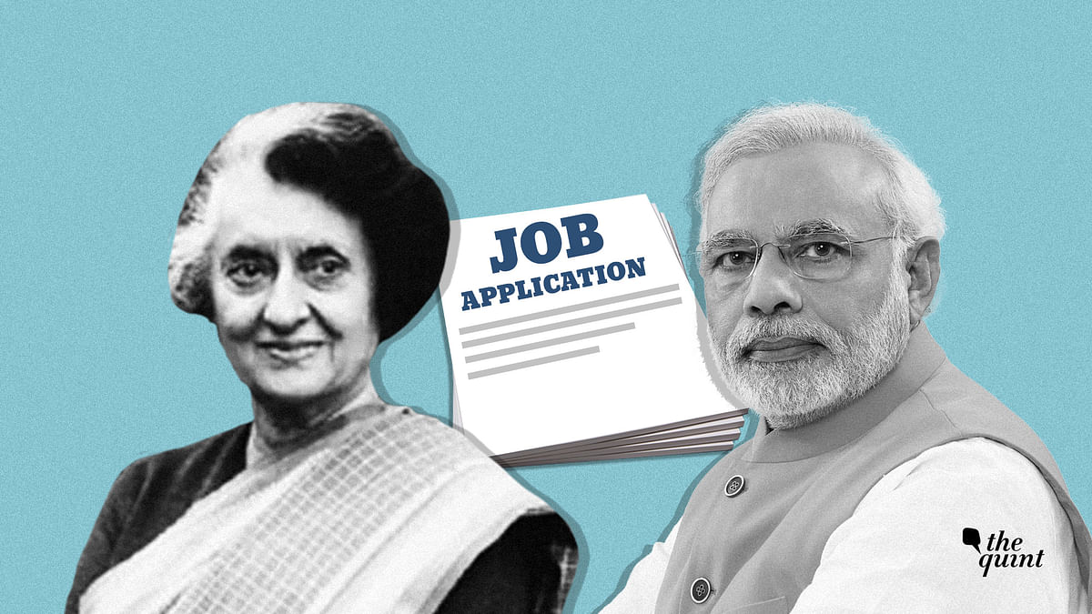 What Modi Can Learn from Indira Gandhi on How to Report Jobs Data