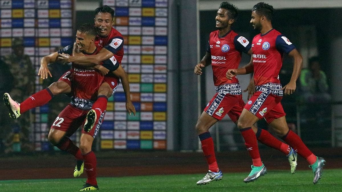 ISL: Jamshedpur FC Stay in the Hunt With a Narrow Win Over Mumbai