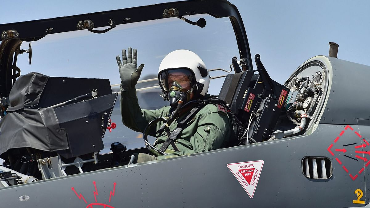 'Experience of a Lifetime': Army Chief After LCA Tejas Flight