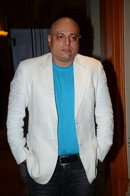 Mumbai: Actor Manoj Joshi during the presentation of Lithuanian film industry in Mumbai, on Feb 12, 2016. (Photo: IANS)
