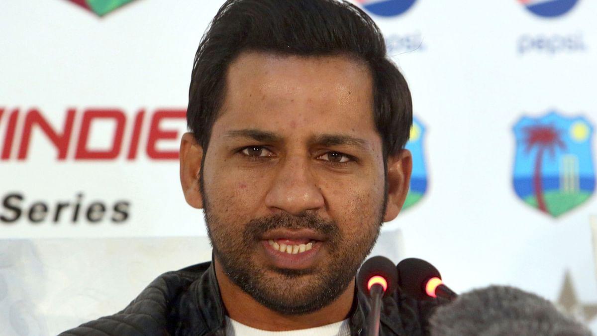 Sarfaraz Hopes Ban Won't Stop Him Leading Pakistan in World Cup