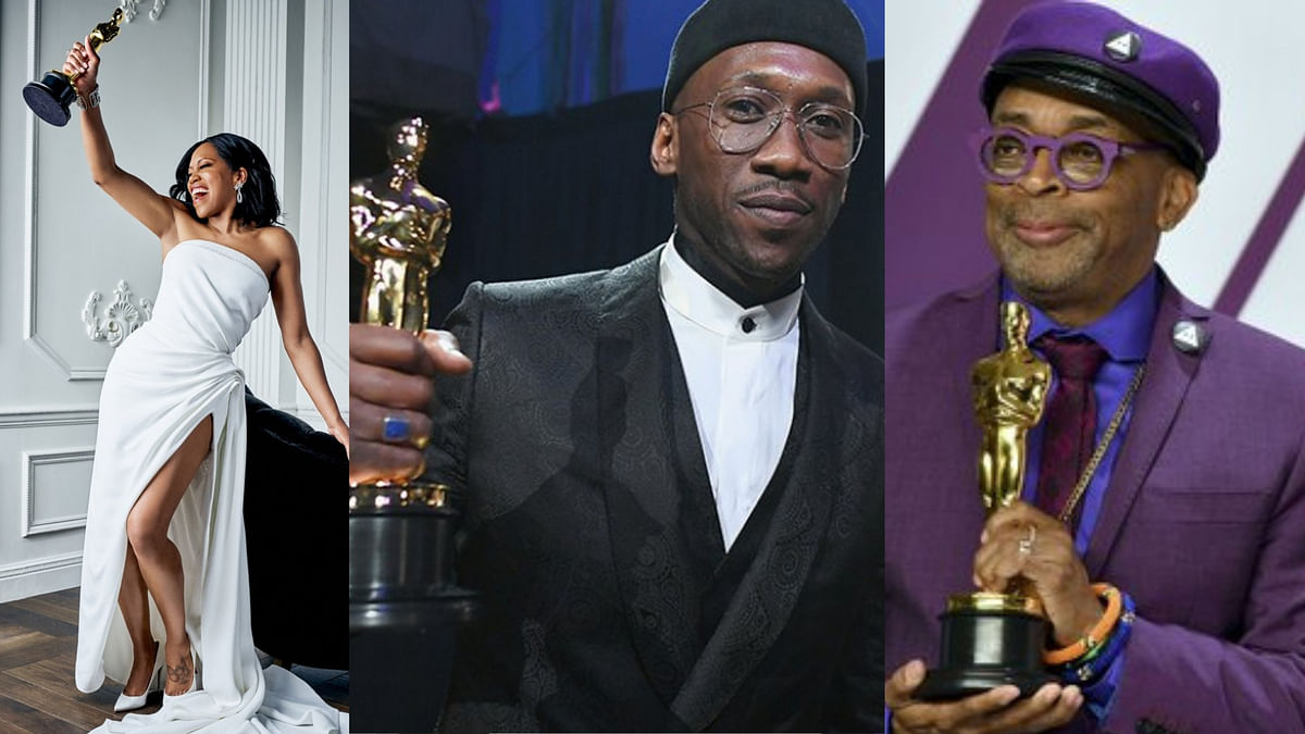 From Best Supporting Actors, to Best Costume & Production Design - a new era has been ushered in for black artists.