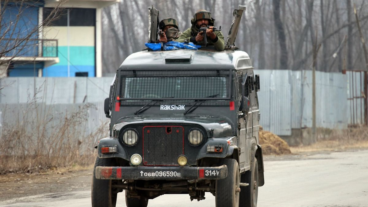 Pulwama Mastermind Kamran Killed in an Over 16-Hour Encounter