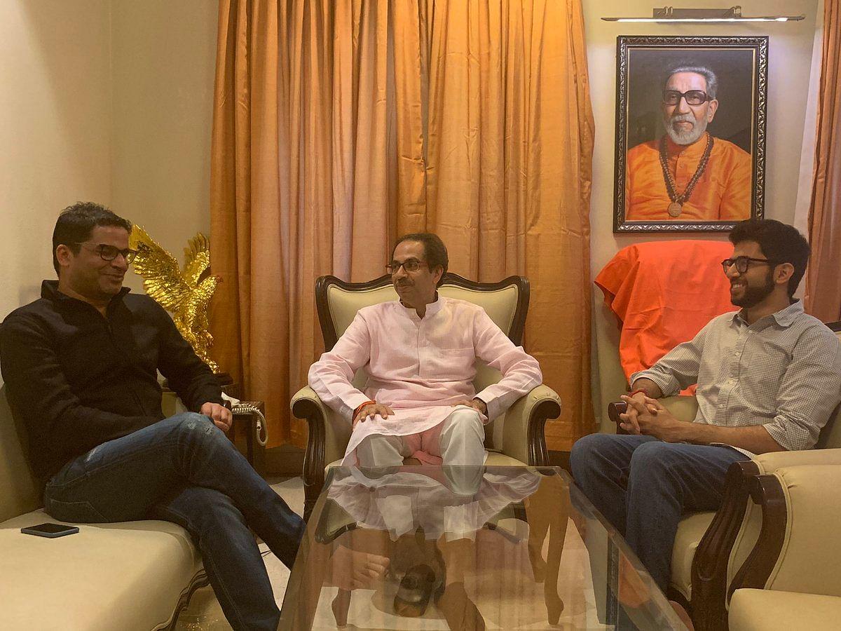 Prashant Kishor Meets Shiv Sena: Is He Creating a 3-Party Axis?