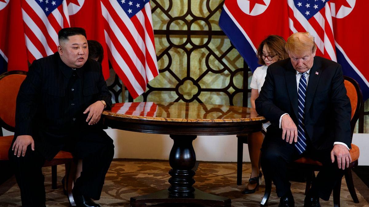 N Korea Disputes Trump's Account of Vietnam Summit Collapse