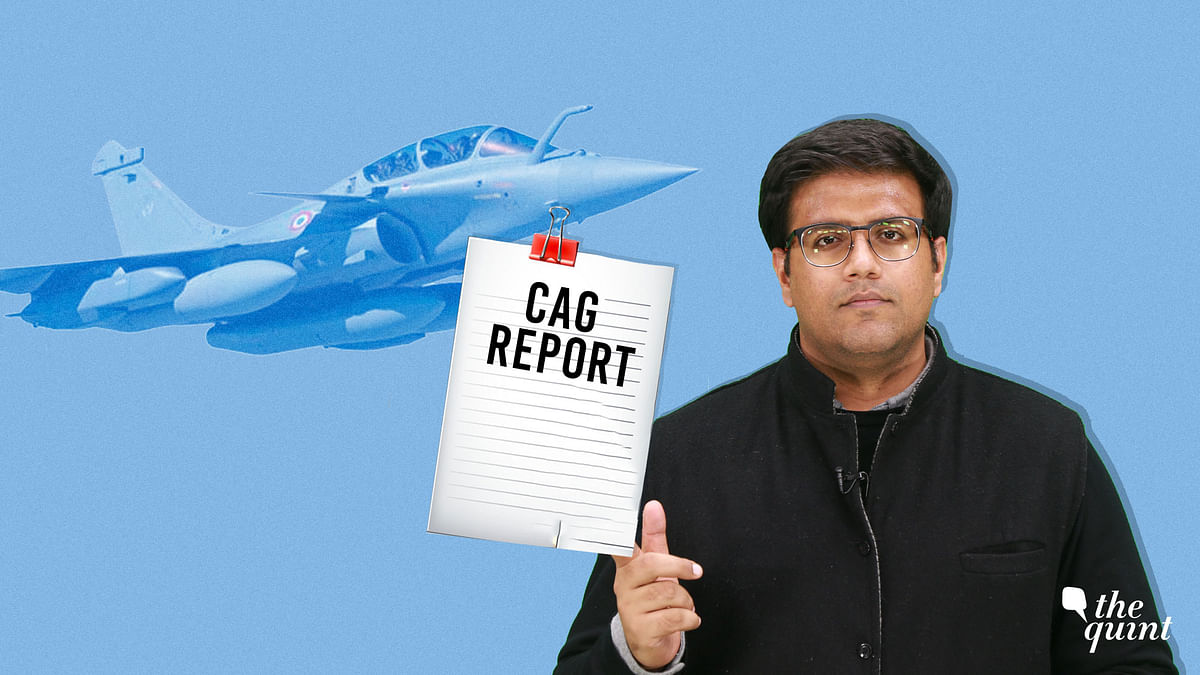 Five Reasons Why the CAG Report Isn't the End of the Rafale Saga