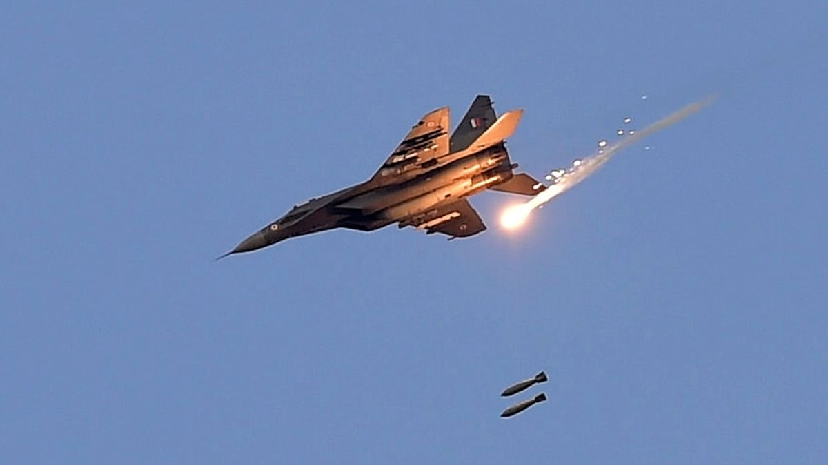 Navy's MiG-29K Aircraft Crashes in Goa, Pilot Ejects Safely