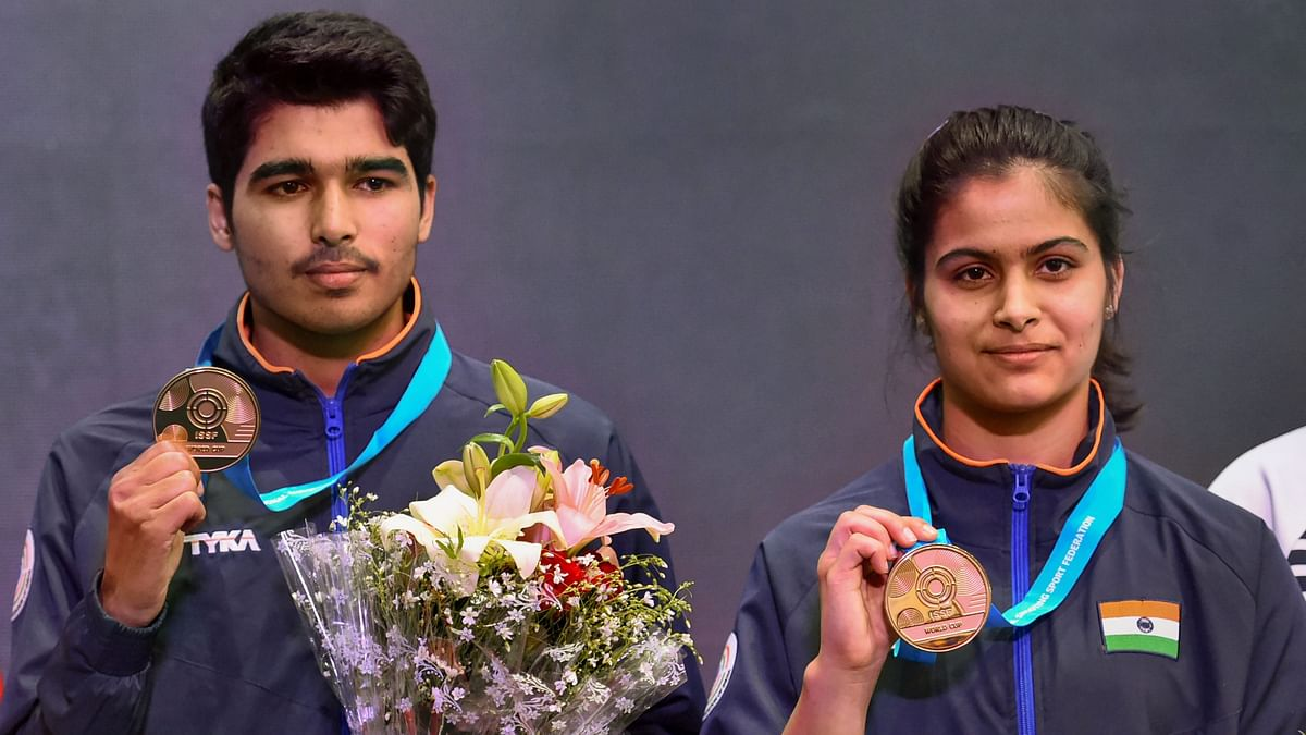 Being Disconnected With Saurabh Secret of Our Success: Manu Bhaker