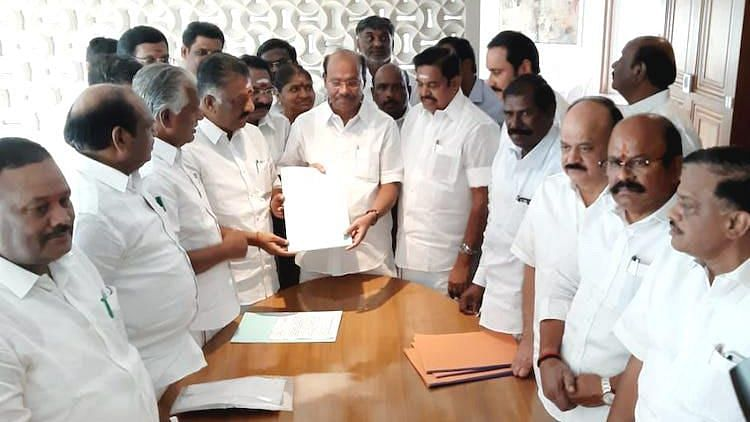 BJP-AIADMK have agreed on an alliance with PMK ahead of Lok Sabha elections.
