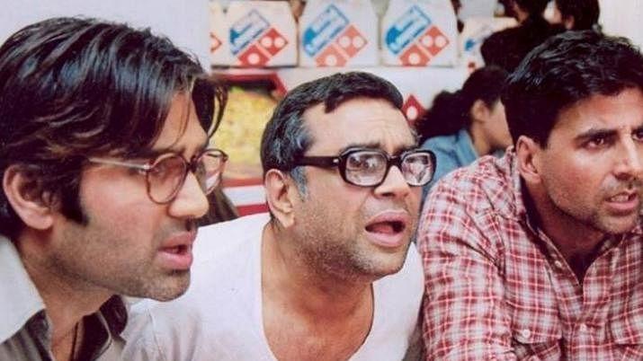 Hera Pheri 3 Confirmed; Akshay, Suniel & Paresh to Return