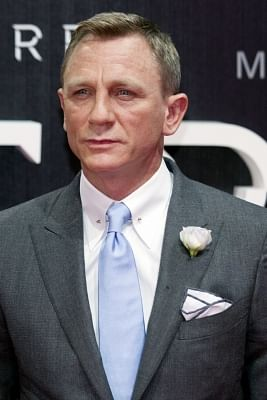 Daniel Craig. (File Photo: IANS)