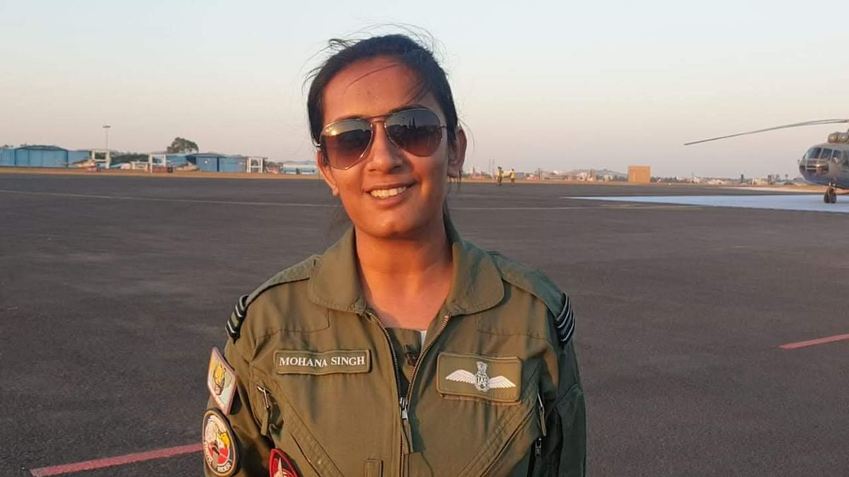 Need For Speed Brought Me Here, Says IAF's Woman Fighter Pilot
