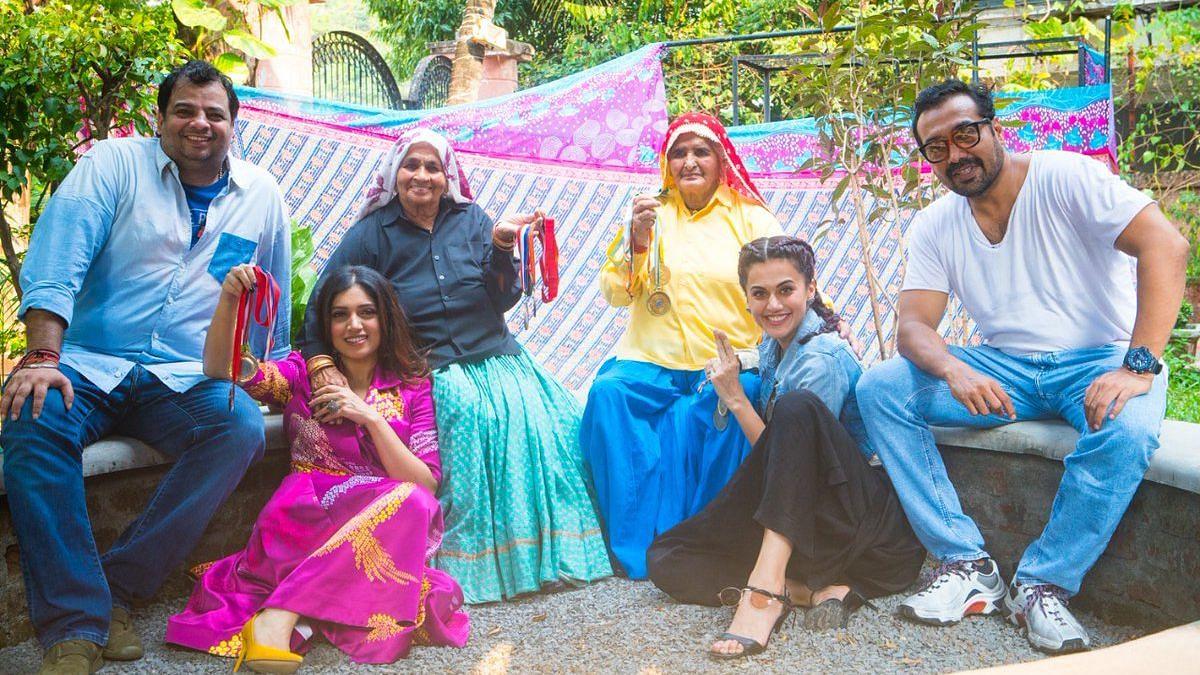 Bhumi, Taapsee Film Renamed 'Saand Ki Aankh' after Producers' Tiff