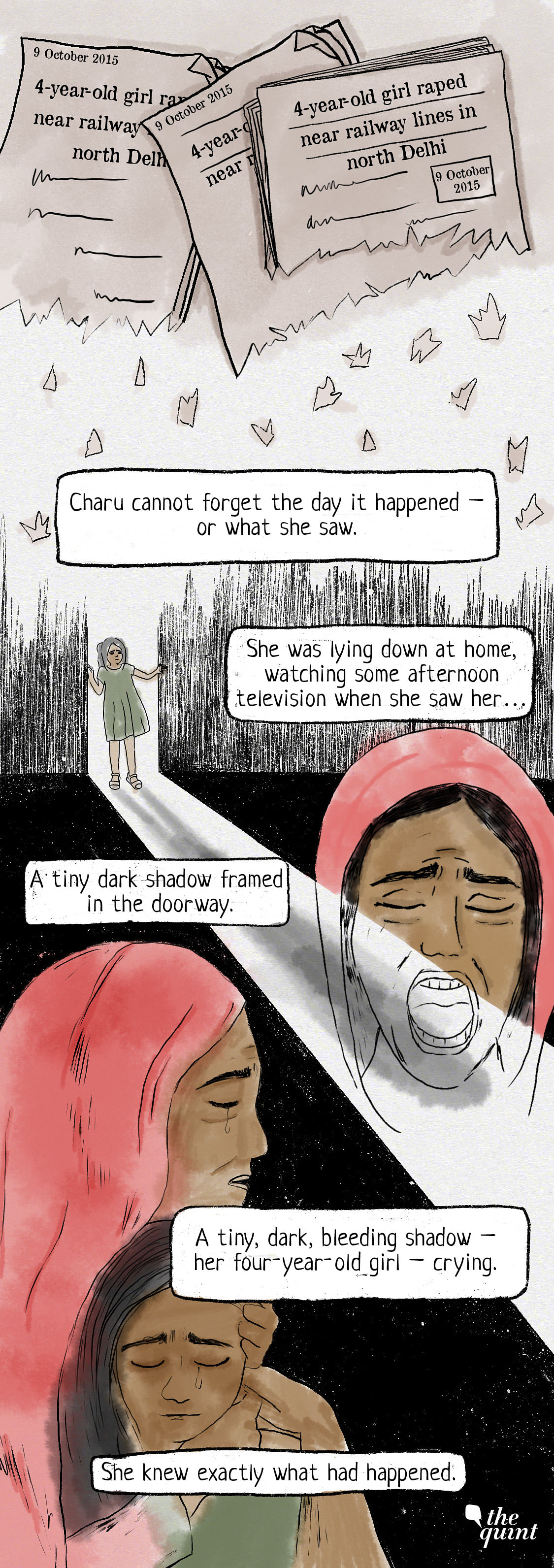 Chhoti Nirbhaya, 3 Years On: The Story of an Untiring Mother