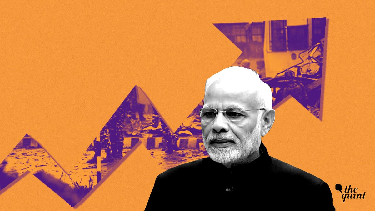 Pulwama Attack: How Terror in Kashmir is Booming Under Modi's Rule