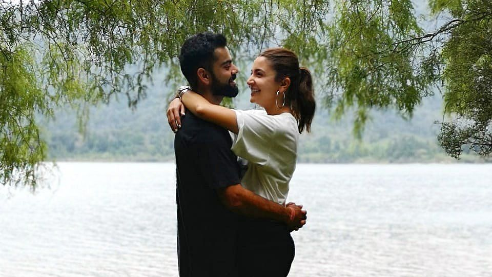 In Pics: Virat Spends Time With Anushka on 'Leave' from India Duty