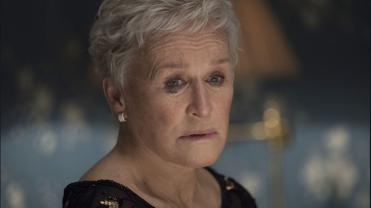 Glenn Close delivers a superlative performance in <i>The Wife</i>.