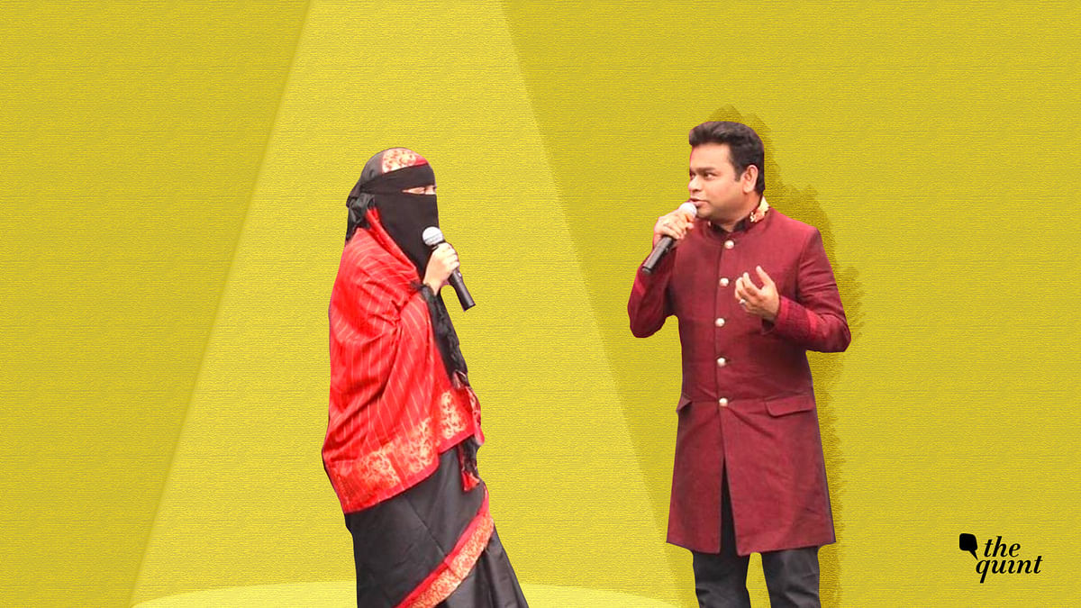 Amidst All the Niqab Chatter, Can We Leave Khatija Rahman Alone?