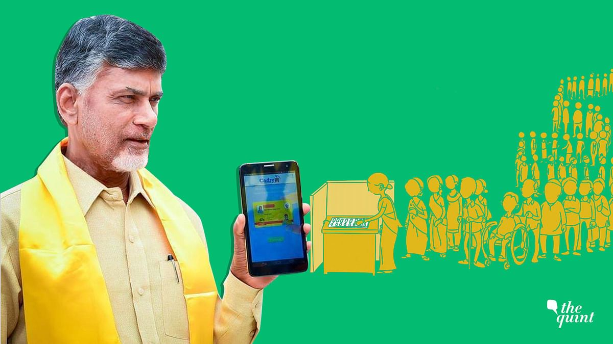 TDP App Under Probe For Profiling Voters on Caste, Party Leanings