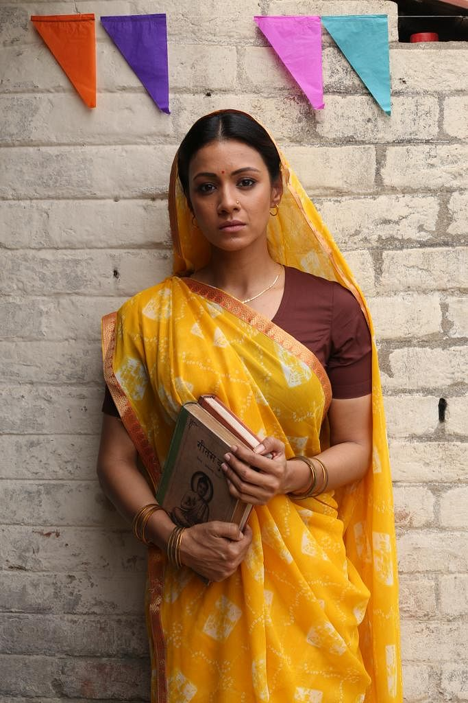 Barkha Bisht will be playing Narendra Modi's wife in the film.