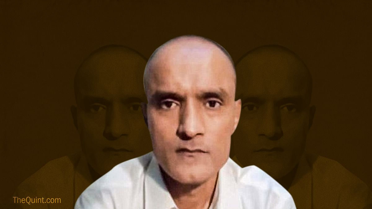 India Asks Pakistan for 'Unimpeded' Consular Access to Jadhav