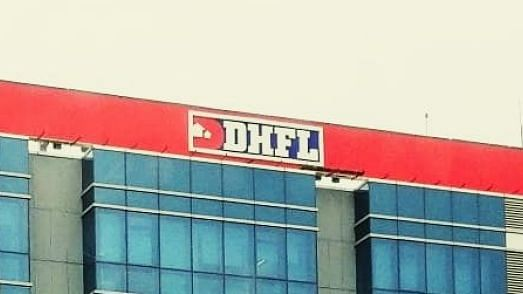 DHFL Building in Mumbai.