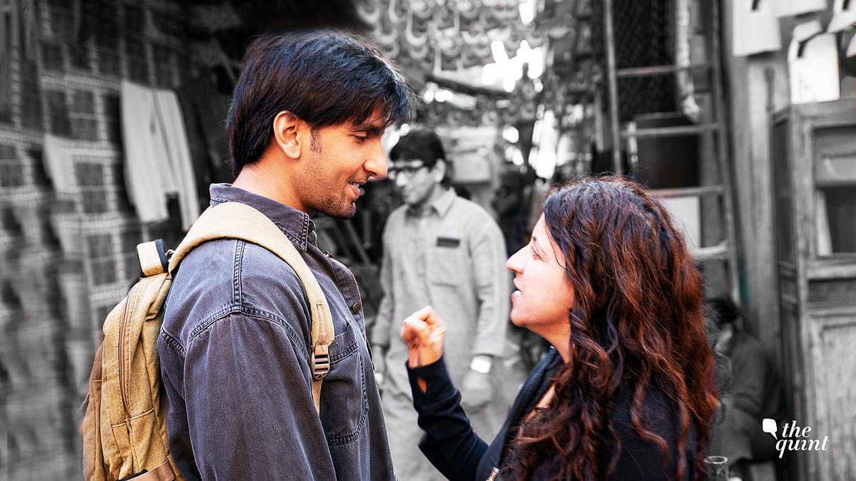 Zoya Akhtar on Filming Gully Boy, Azadi, the Ranveer-Alia Connect