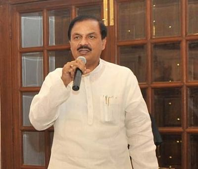 Mahesh Sharma . (File Photo: IANS)