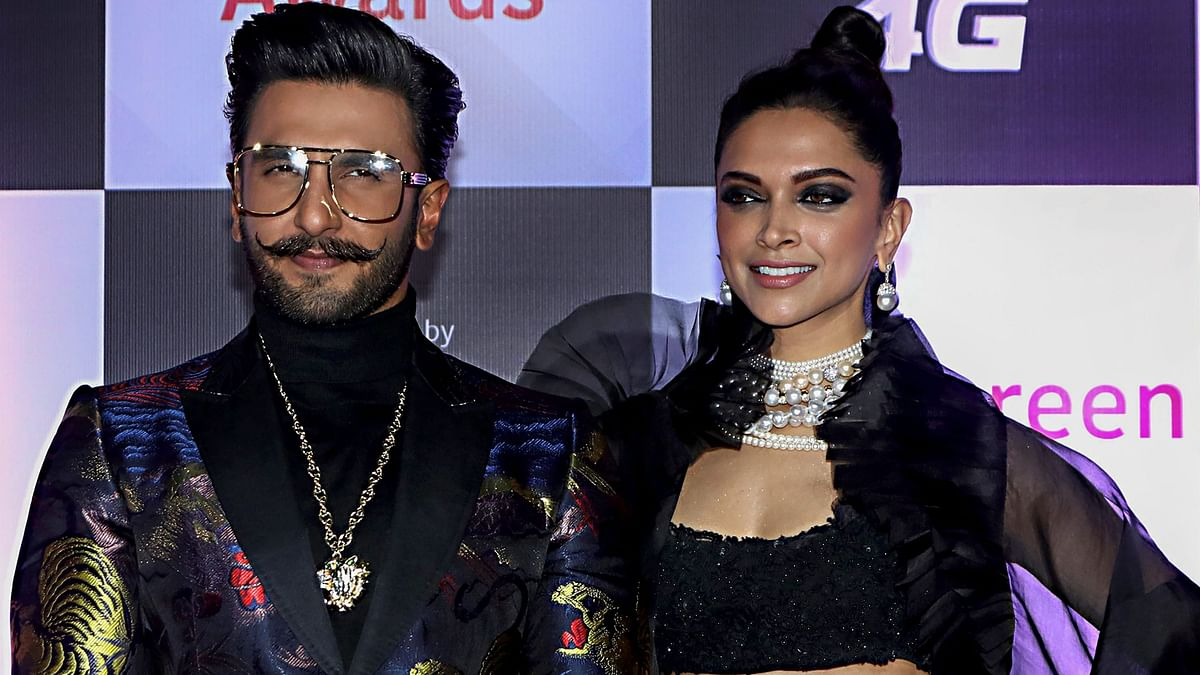 This is What Deepika Padukone Steals From Ranveer Singh's Closet!