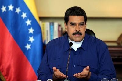 Venezuela's Maduro hits out at EU-backed contact group