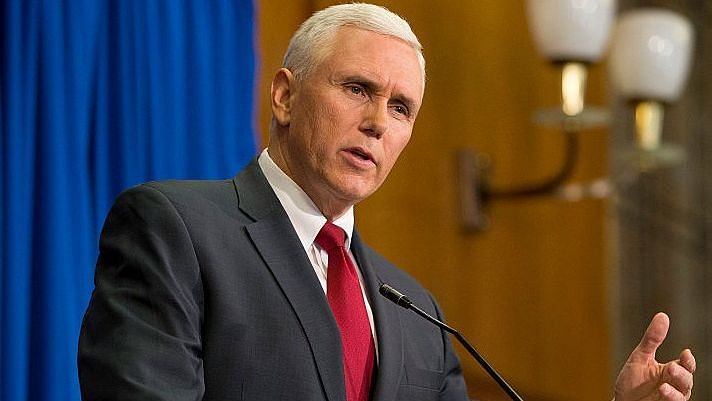 Mike Pence has remained one of the only constants in the often chaotic Trump administration.