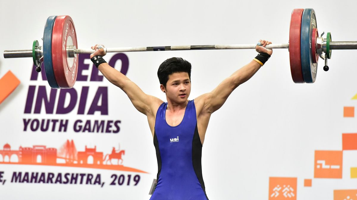 16-Year-Old Jeremy Wins Second Weightlifting Medal for India