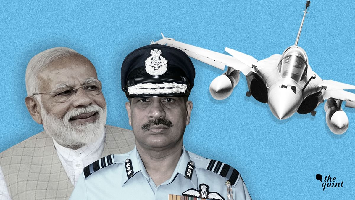 Top Rafale Negotiator's Defence of PMO Raises Even More Questions