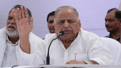 Samajwadi Party patron Mulayam Singh Yadav. (Photo: IANS)