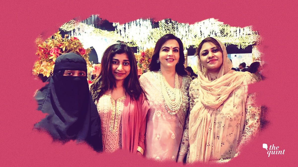 A R Rahman tweeted a picture of all the women in his family to show every one exercises freedom of choice.