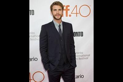 Liam Hemsworth. (File Photo: IANS)