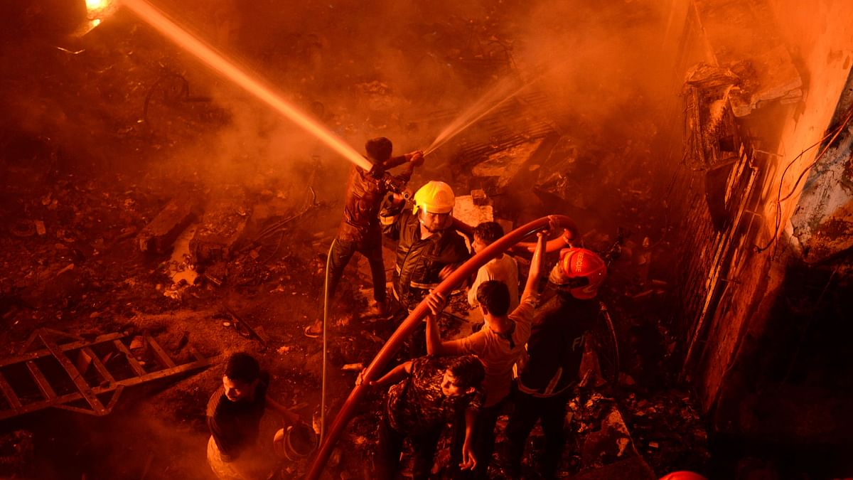 'Not Like Any Other Fire': At Least 67 Perish in Dhaka Blaze