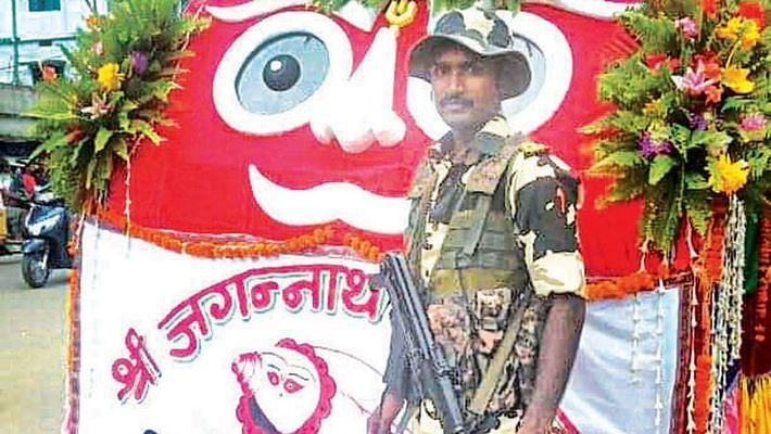H Guru, one of the CRPF constables martyred in Pulwama on 14 February, hails from Maddur taluk in Mandya.