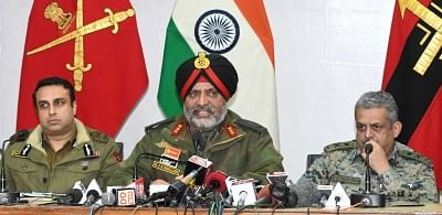Lt Gen KJS Dhillon will take over the post of Director General Defence Intelligence Agency and Deputy Chief of Integrated Defence Staff (Intelligence).